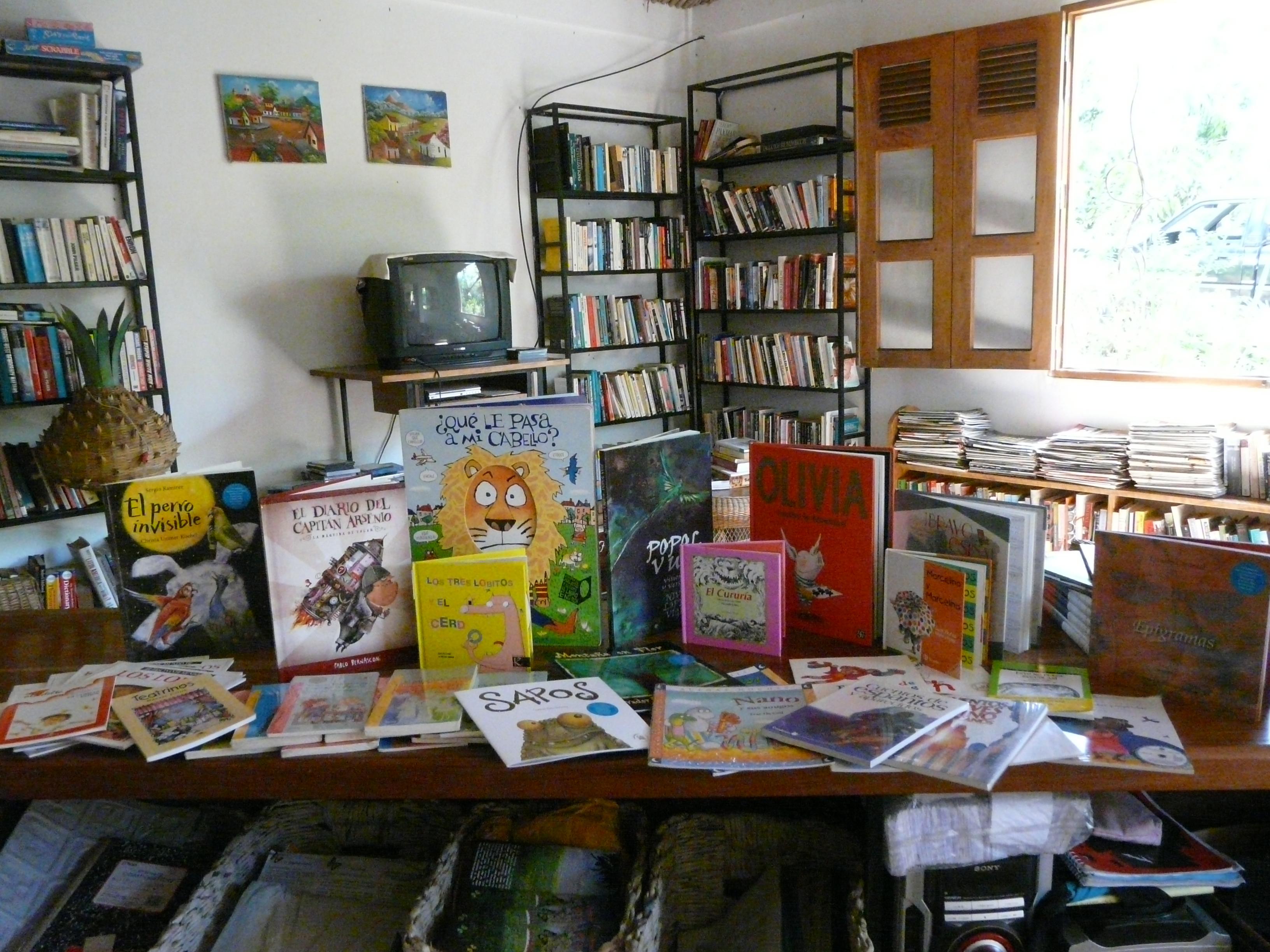 Spanish Story Books – La Mariposa